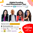 Digital Funding and Procurement workshop on 8 June 08h00-15h00